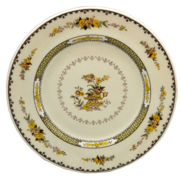Royal Doulton China Hamilton TC1190 Dessert Plate