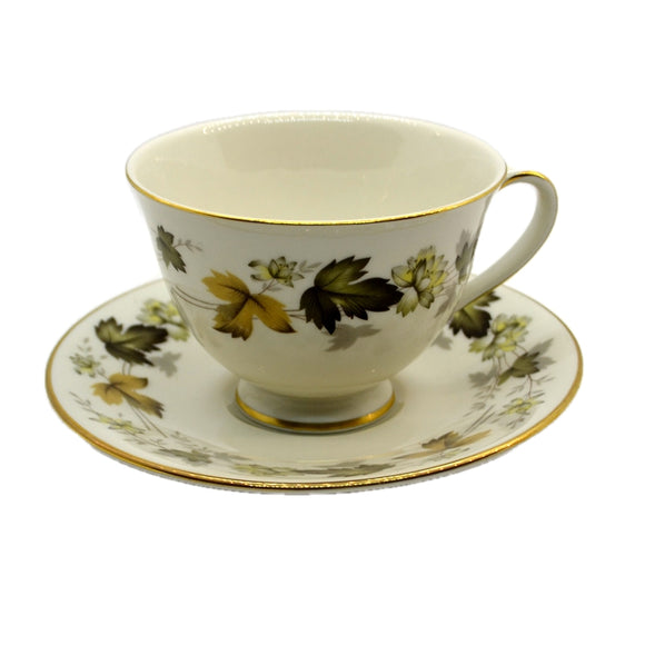 Royal Doulton Larchmont China Tea Cup and Saucer