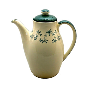 Royal Doulton Queenslace China Coffee Pot