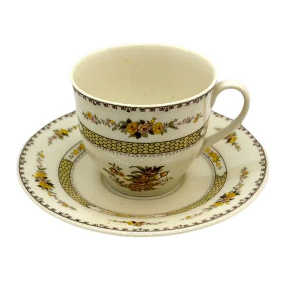 Royal Doulton China Hamilton TC1190 Tea Cups
