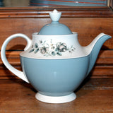 Royal Doulton Rose Elegans TC1010 Teapot