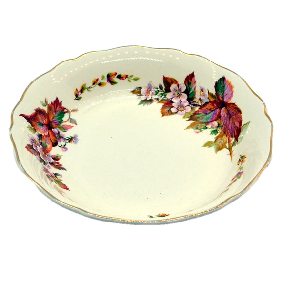 wilton pattern royal doulton soup bowls