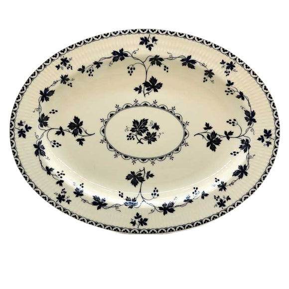 royal doulton china yorktown oval 13 inch platter