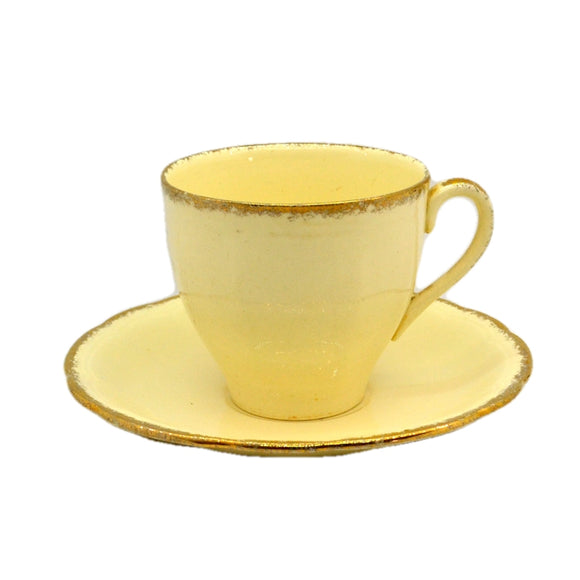 Alfred Meakin Royal Marigold China Breakfast Cup & Saucer