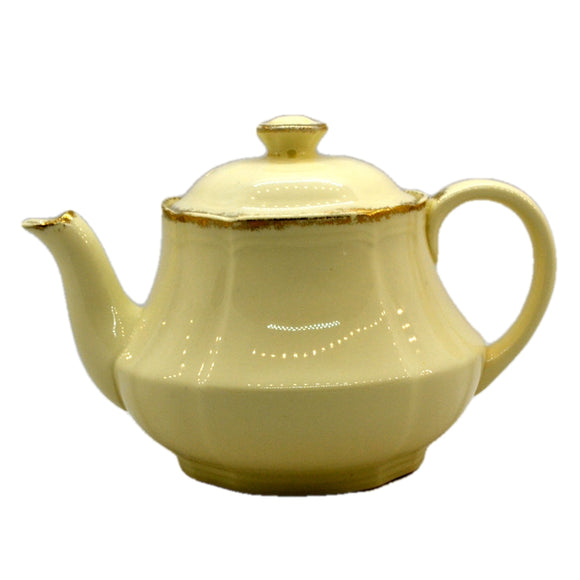 Alfred Meakin Royal Marigold China Teapot