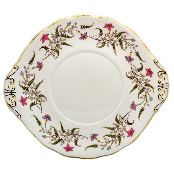 Royal Standard Bone China fancy Tree Cake Plate