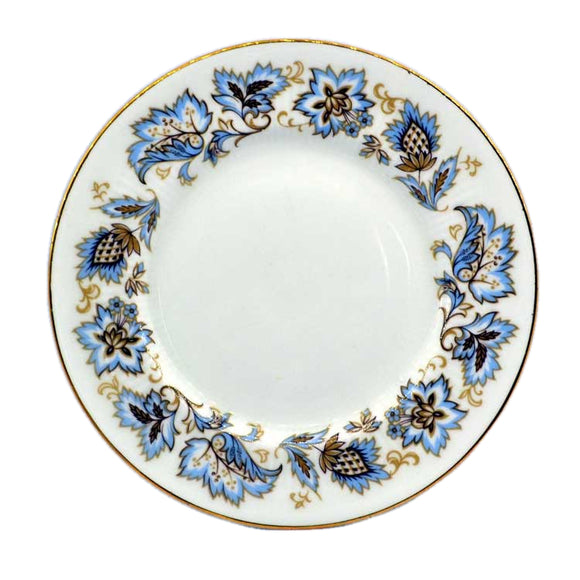 royal standard floral 1960 china side plates