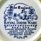Royal Tudor Ware Old England Teapot china mark