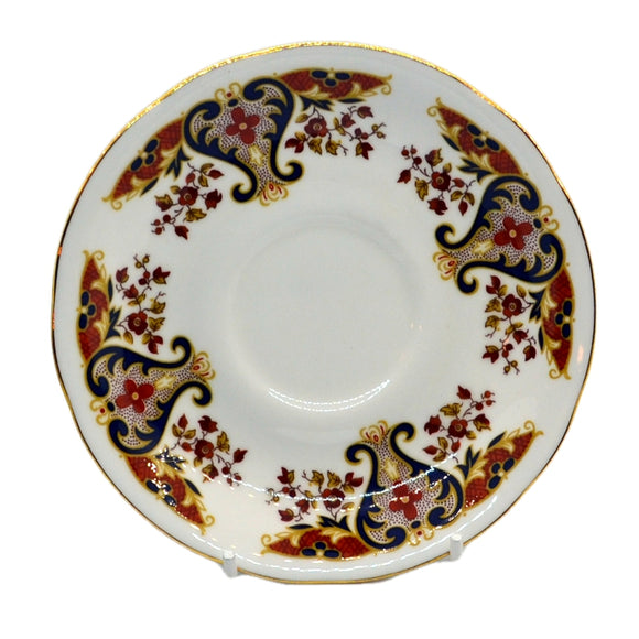 Colclough China Royale saucers