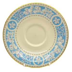 Royal Doulton China Hampton Court 6-1/8th-inch Saucer