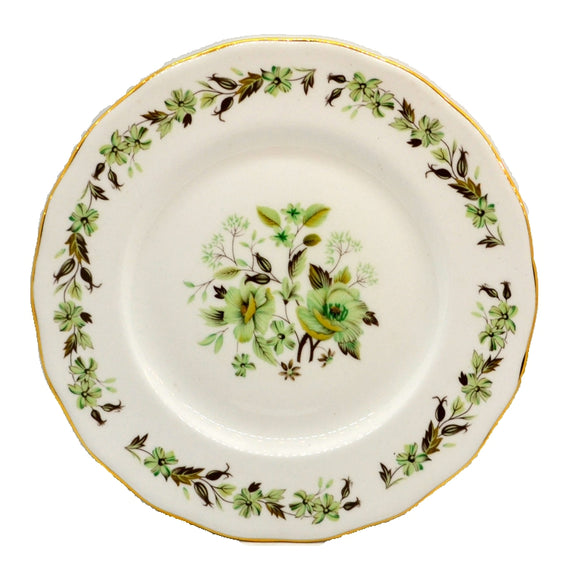 Colclough Sedgley 8648 China Dessert Plate