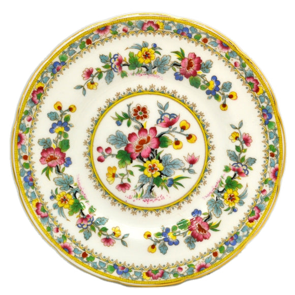 Coalport China Ming Rose Side Plate