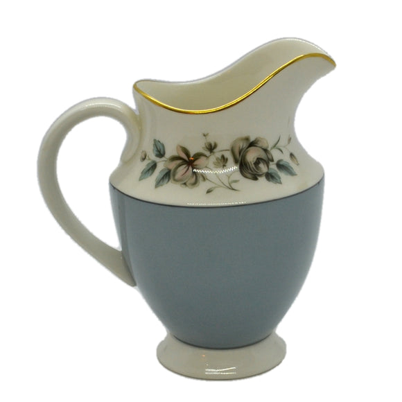 rose elegans small milk or cream jug
