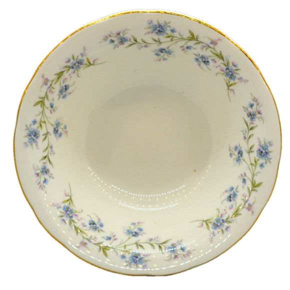 Duchess china Tranquillity pattern 923 dessert bowl