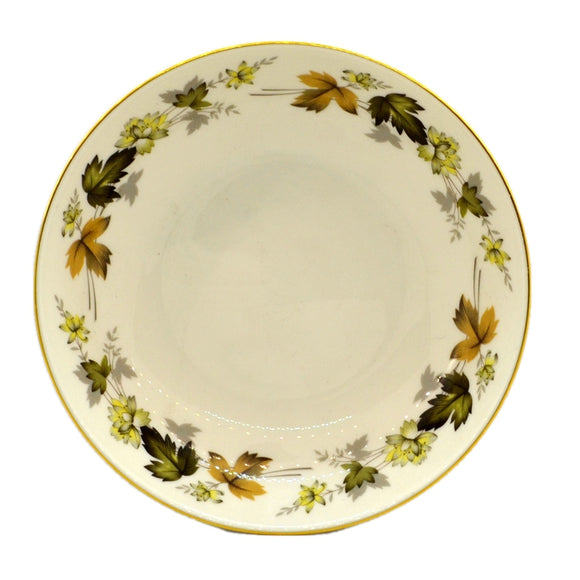Royal Doulton Larchmont China Soup Bowls TC1019 7-inch