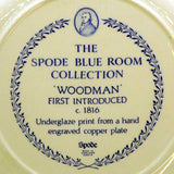 spode the blue room china mark