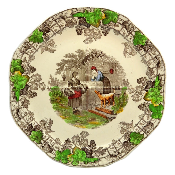 Spode Byron China Spode's Series no 1 Serving Plate