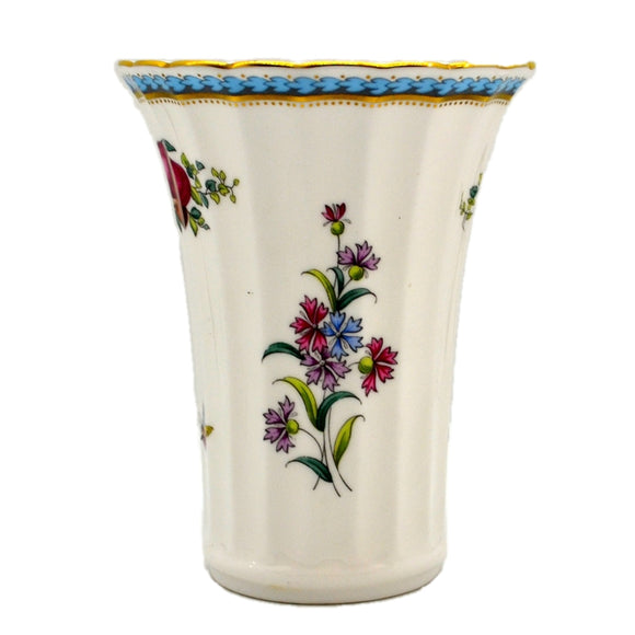 Spode china Trapnell Flower Vase