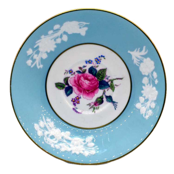 Spode Old Colony Rose saucer