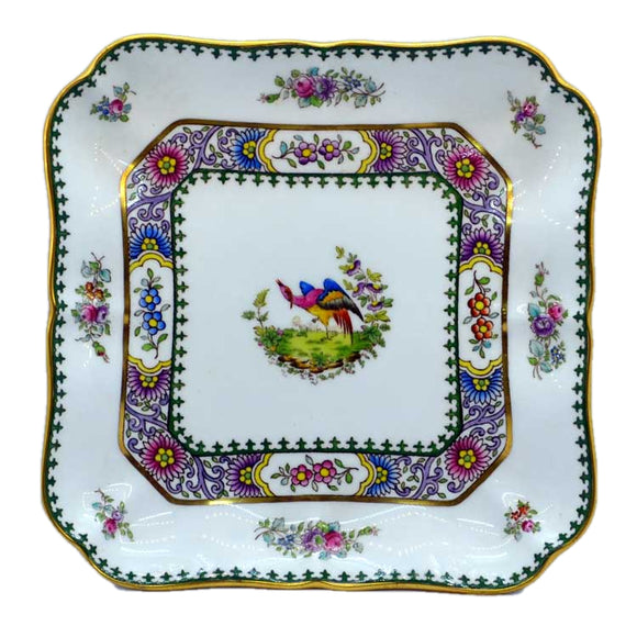1912 spode pheasant china