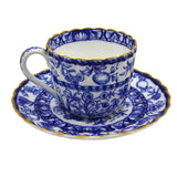 spode porcelain china cup and saucer 1935