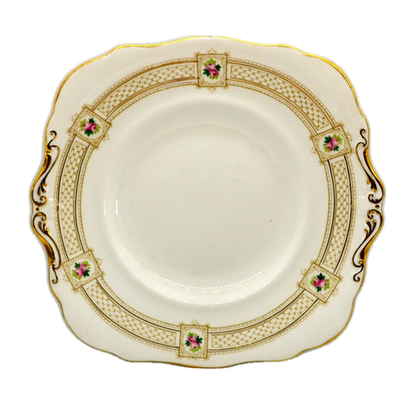 Star China Paragon Antique China 4945 Cake Plate