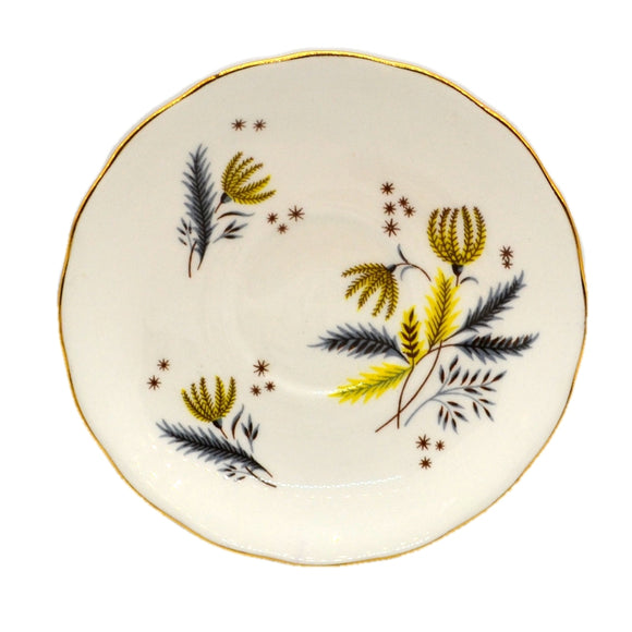 stardust colclough china saucer