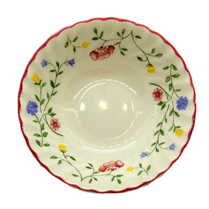 Johnson Brothers Summer Chintz China Dessert Bowls