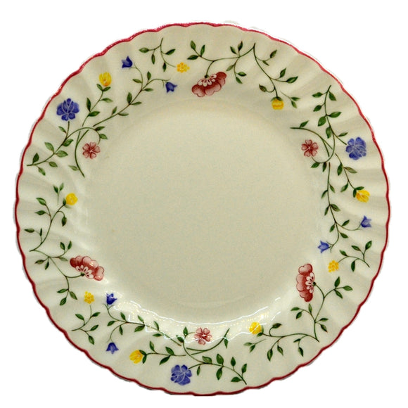 Johnson Brothers Summer Chintz China 9.75-inch Dinner Plate