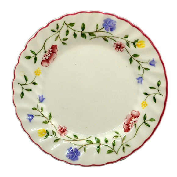 Johnson Brothers Summer Chintz China 6.5 inch Side Plate