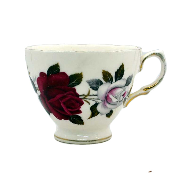 colclough amoretta bone china tea cup