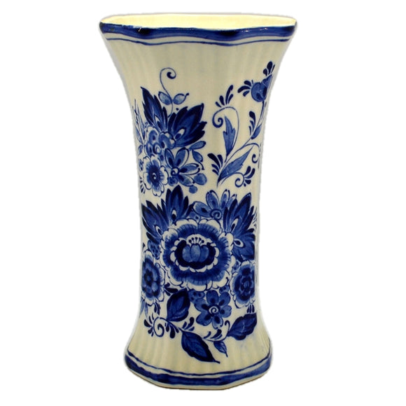 Royal Japan Delfts Blauw Handwerk China Vase