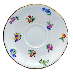 Adderley china saucers