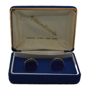 International vintage cufflinks