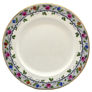 Vintage Aynsley China Side Plate pattern 3258 c1940-1960