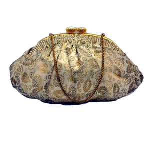 vintage french evening bag