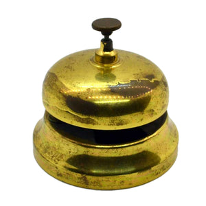 Vintage Metal Shop Counter Bell