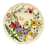 Wedgwood China Queens ware Ranunculus CK5981 Plate