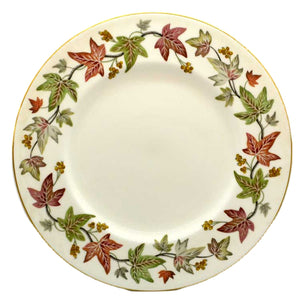 wedgwood ivy house dinner plate