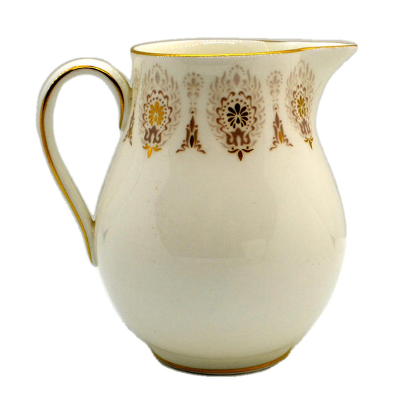 Wedgwood China Medina Milk Jug