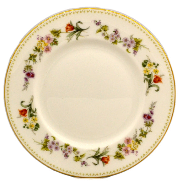 Wedgwood China Mirabelle R4537 Side Plate