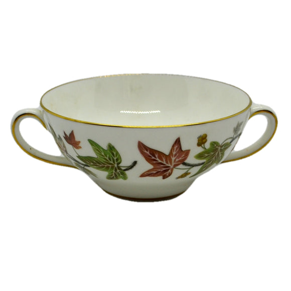 Wedgwood china Ivy House soup cup
