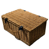 Wicker Hamper Basket 20-inch