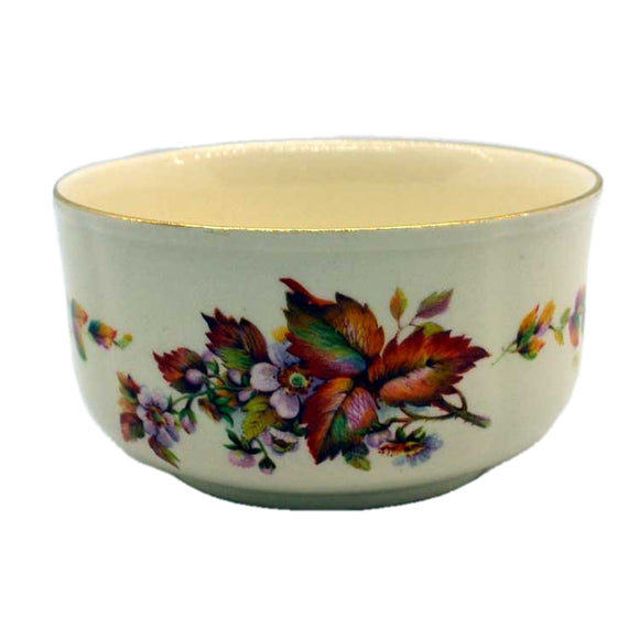 Royal doulton china wilton pattern sugar bowl