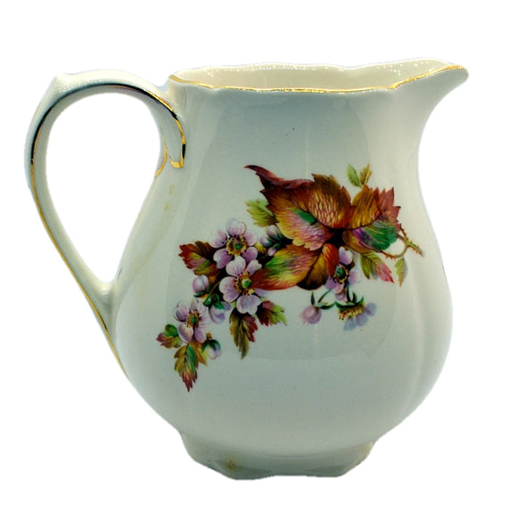 Royal Doulton Wilton china milk jug D6226 pattern