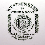 wood and sons pottery marks