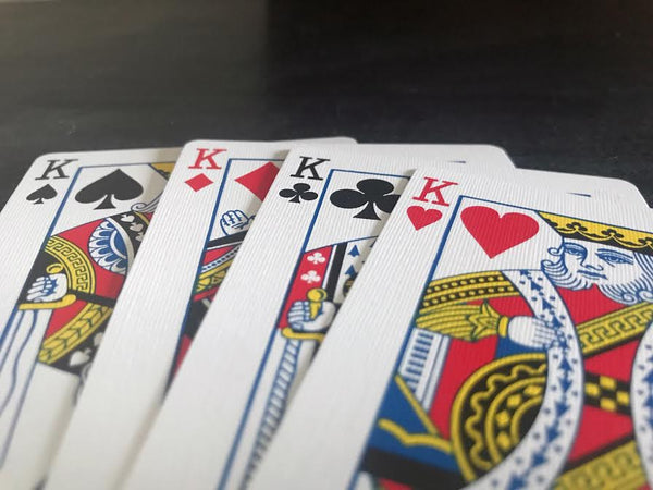 kings pack of cards