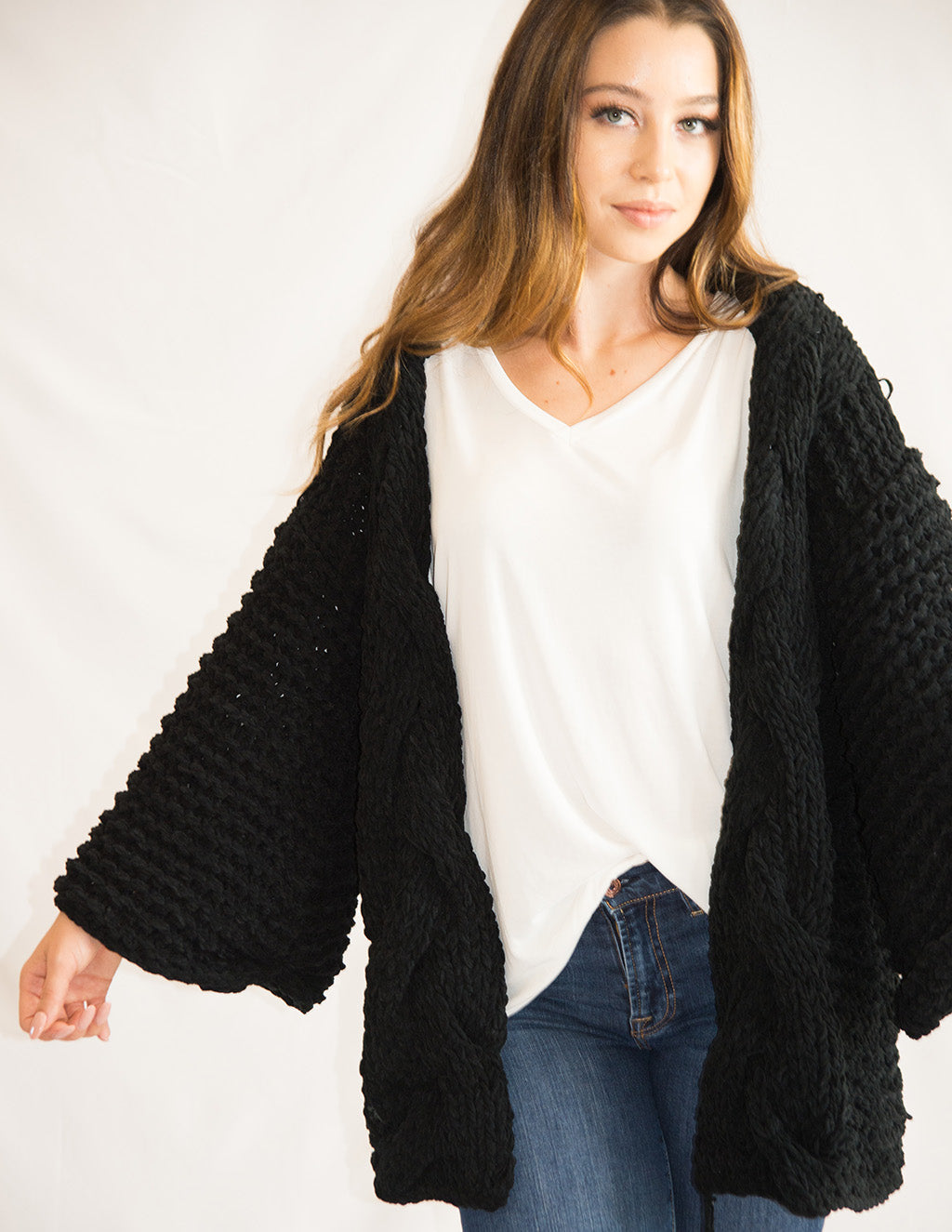 Night Flight Cardi