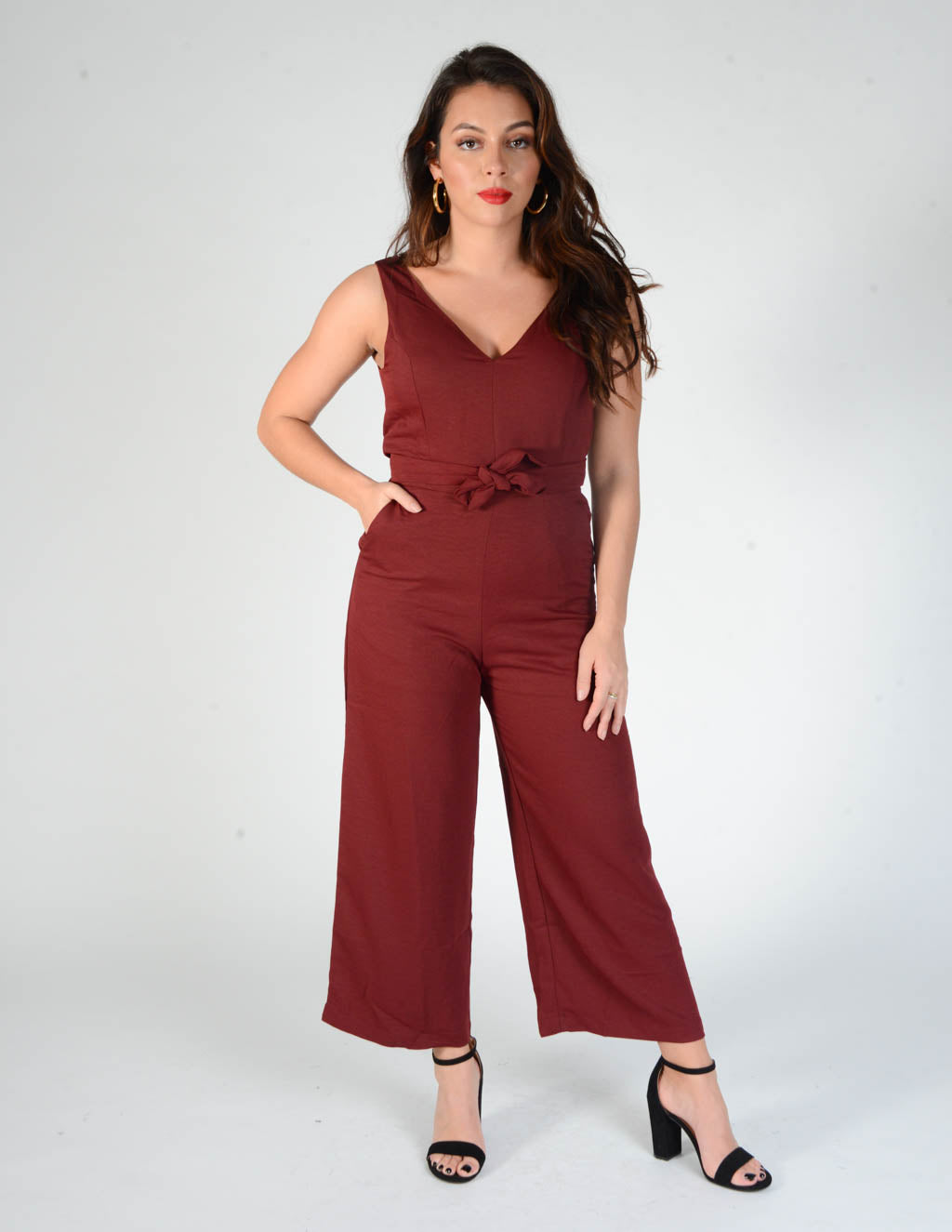 Evening In Roma Jumpsuit