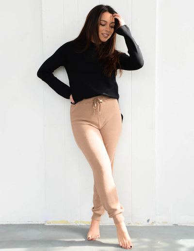 Praline Knit Pants